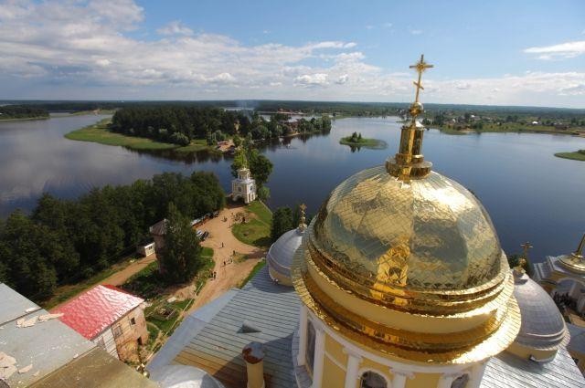 Патриарх Кирилл освятит исток Волги