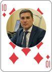 Экс-заместитель Никитина  Игорь Новокшонов (подозревается в пособничестве шефу в получении взяток)