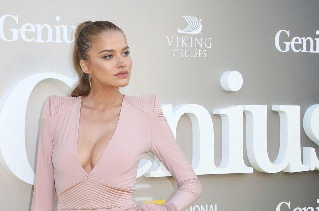 Модель Татьяна Митюшина родом из Перми.