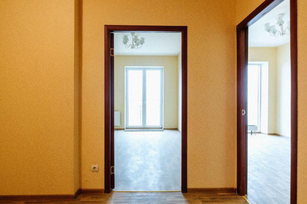 Планировка квартир предусматривает изолированные комнаты.