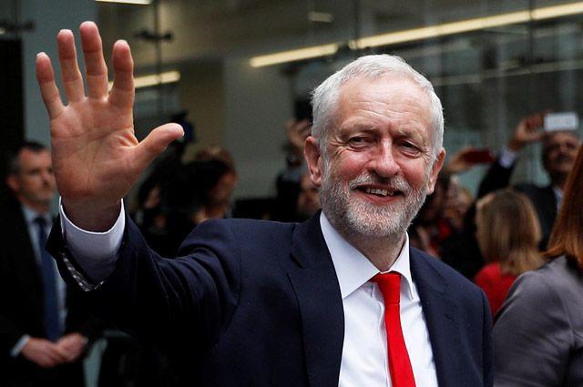 Лидер Лейбористской партии Джереми Корбин. Досье