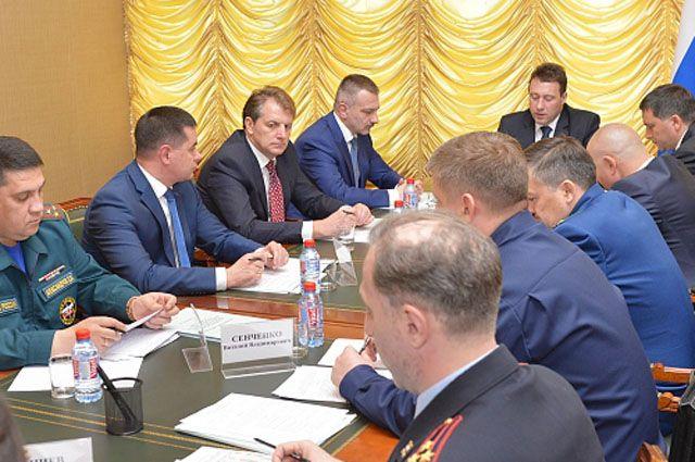 На Ямале выясняют причины роста коррупции.