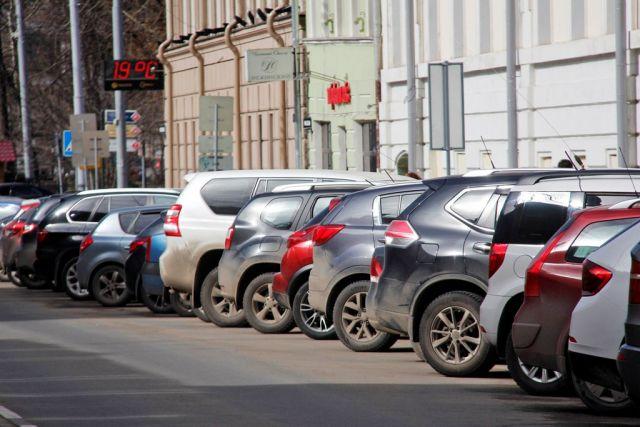 Платная стоянка появится вКанавинском районе Нижнего Новгорода