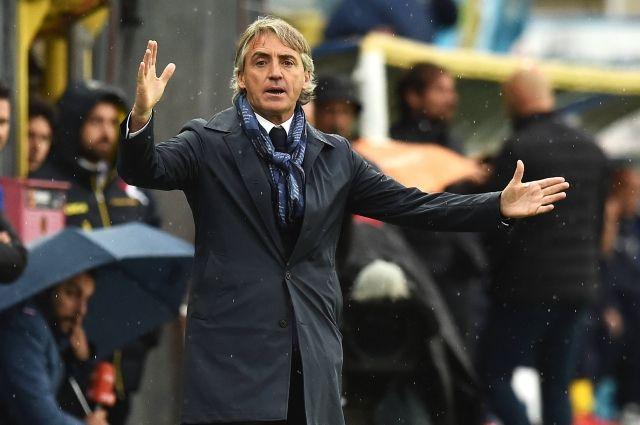 Новый тренер Роберто Манчини требует серьезного усиления «Зенита».