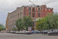 Бывшая Трёхгорная текстильная мануфактура на Пресне. Москва