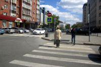 В Тюмени трезвый водитель переломал подростку кости на пешеходном переходе