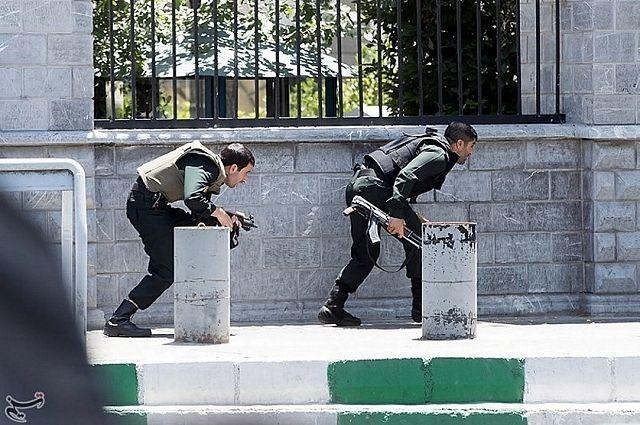 Задержаны еще шесть человек, причастных катаке наТегеран