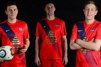 Футболисты задержатся в Красноярске еще на два года.