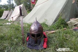 В Оренбурге прошел фестиваль исторической реконструкции «Ратная слава»