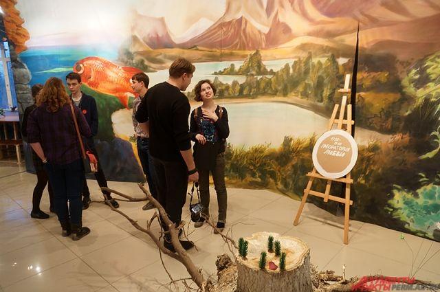 16 июня финская художница проведёт в музее современного искусства PERMM творческую встречу с пермяками.