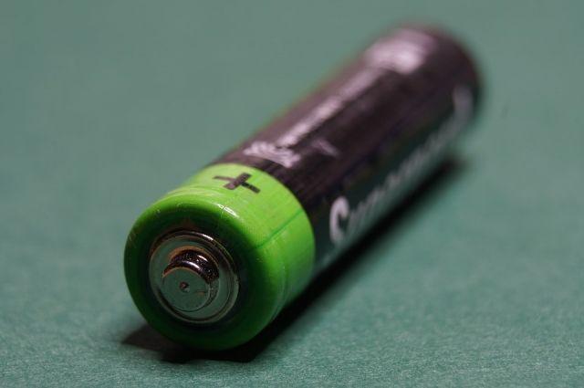 В Тюмени может быть организован централизованный сбор батареек