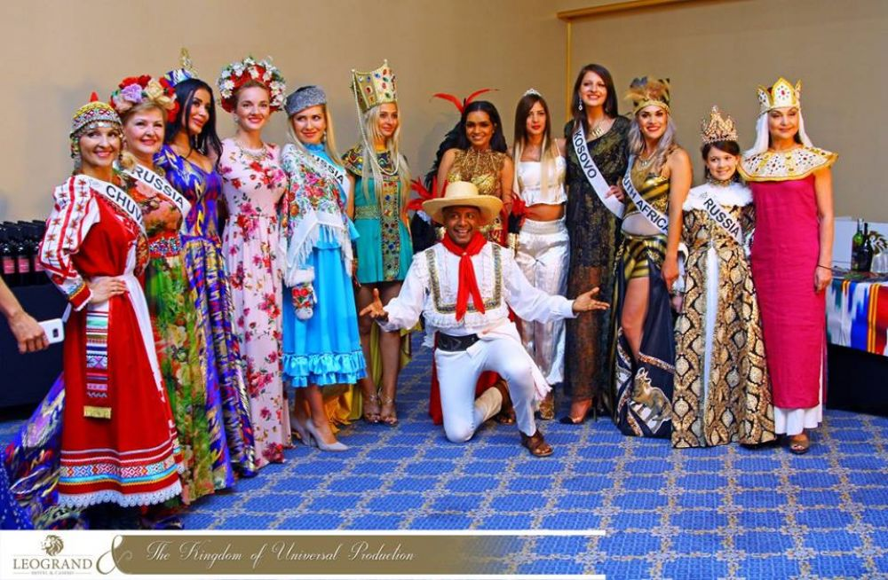Соперничество для ростовчанок нельзя назвать лёгким, ведь некоторые страны представляли обладательницы титулов: «Miss Eurasia», «Miss RSA», «Missis Mediterranean», «Missis RSA», «Missis Eurasia».