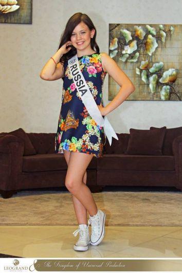Красота, талант и обаяние девочки были по достоинству оценены международным жюри: ростовская школьница стала обладательницей титула «Юная леди Шарм» и Гран-при конкурса «Little Miss Universe 2017».
