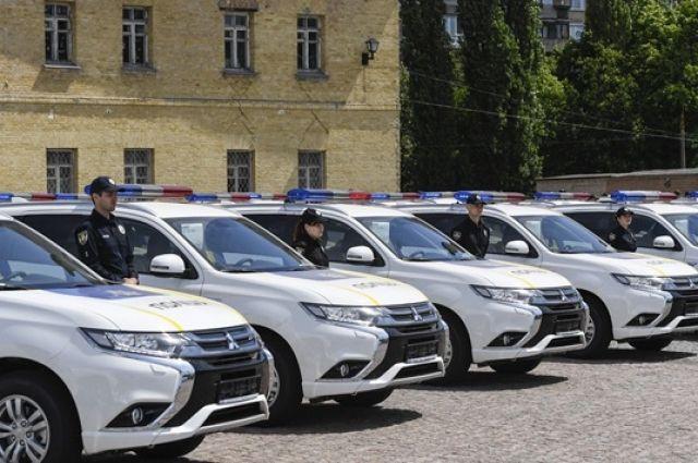 Новая дорожная полиция заработает в Украине уже сегодня
