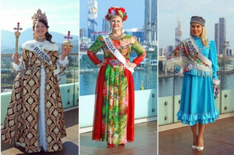 Три дончанки привезли из Батуми короны победительниц международных конкурсов и громкие титулы.