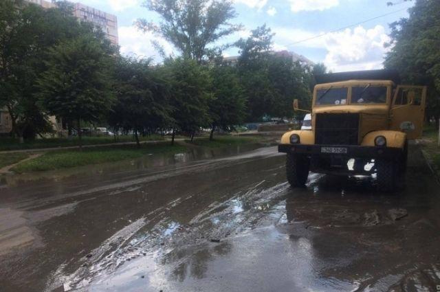ВОдесской области из-за прорыва трубы без воды остались 150 тыс. человек