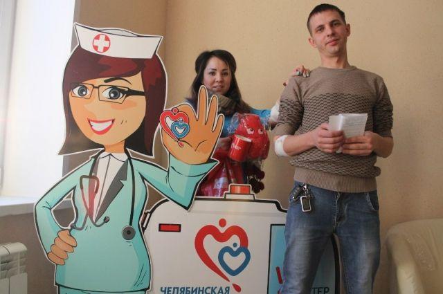 Около тысячи граждан Витебской области станут безвозмездными донорами крови вовсебелорусской акции