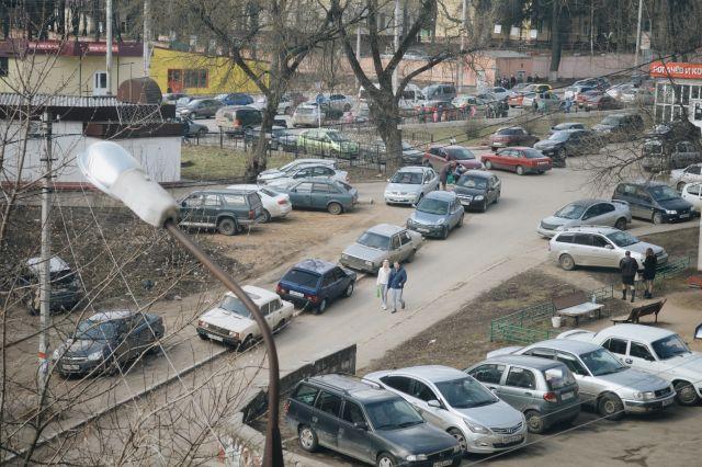 За нарушения привлекли собственников автомобилей.