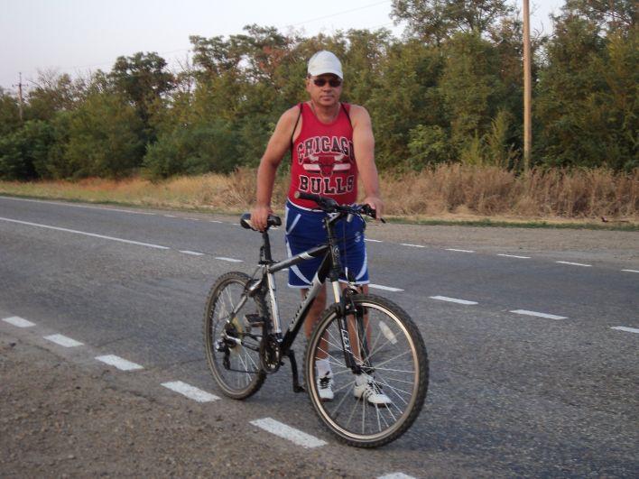 Участник №20. Владимир Михайлов, Республика Калмыкия г. Городовиковск