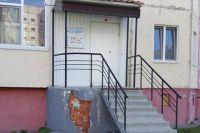 В Надыме некоторые здания находятся в запущенном состоянии.
