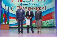 Глава Урая Анатолий Иванов отметил, что получение паспорта – важный шаг к самостоятельной жизни