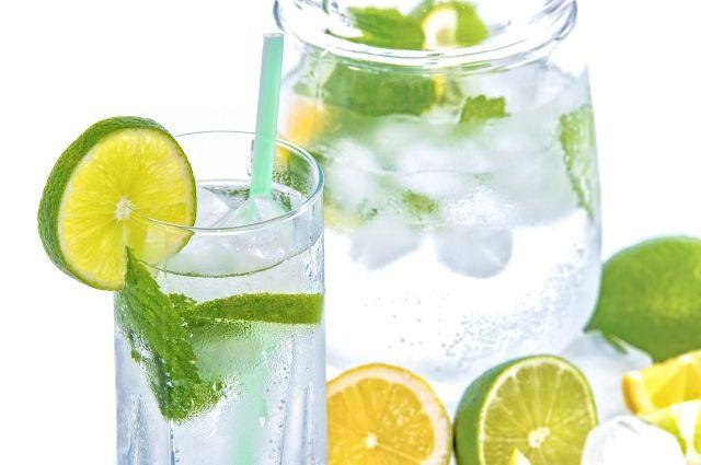 Домашние лимонады - и вкусно и полезно!