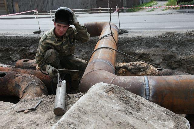 В Надымском районе начинается промывка трубопроводов.