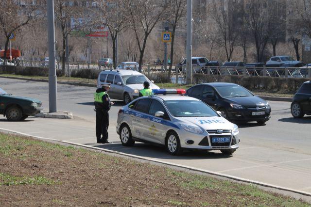 Преследование пьяного водителя ВАЗа происходило по центральным улицам краевой столицы.