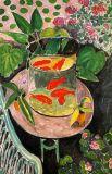 Анри Матисс «Красные рыбы», 1912 год.