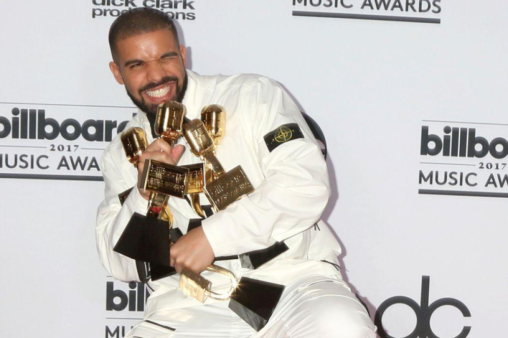 4 место. Канадский хип-хоп исполнитель и продюсер Дрейк — $94 млн.