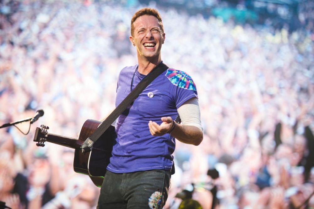 8 место. Британская поп-рок группа Coldplay — $88млн.