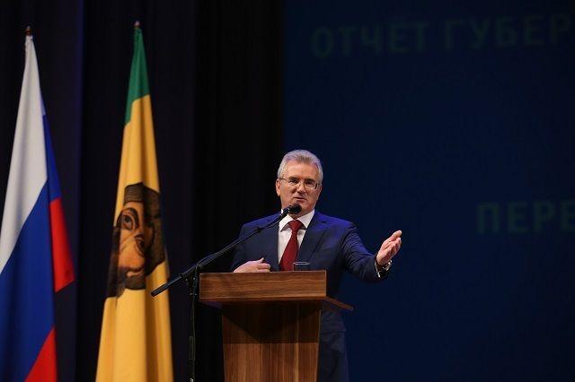 Иван Белозерцев озвучил результаты двухгодичного руководства Пензенской областью.