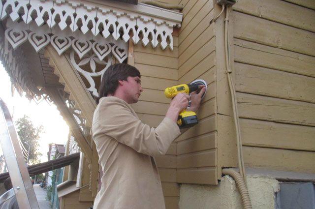 Казанцы восстановят фасады четырёх домов висторическом центре