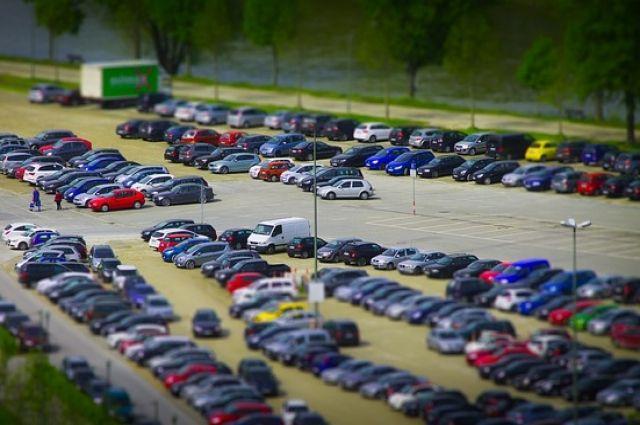 Местные парковки подорожают на5 руб.