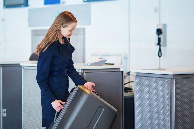 Приключения чемоданчика. Кто ворует багаж в аэропорту и как его ... 0c06df42f96
