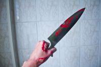 Пьяный тюменец угрожал полицейскому, размахивая перед его носом ножами