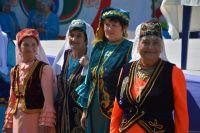 Татаро-башкирский праздник «Сабантуй»