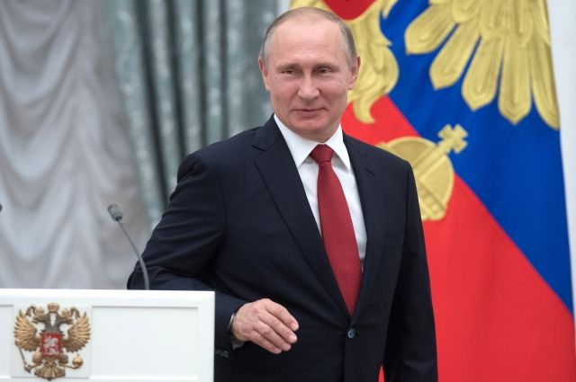 Путин сказал свое мнение о сексуальном меньшинстве