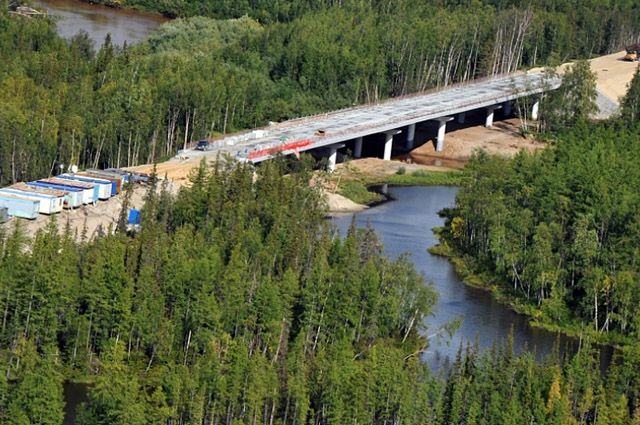 Ямальские дорожники запланировали на лето большой объем работ.