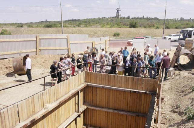 Волгоградцы воочию оценили размах модернизации объектов водоканального хозяйства.