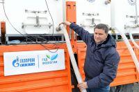 Дмитрий Кобылкин дал старт выпуску мальков пеляди в Обь.