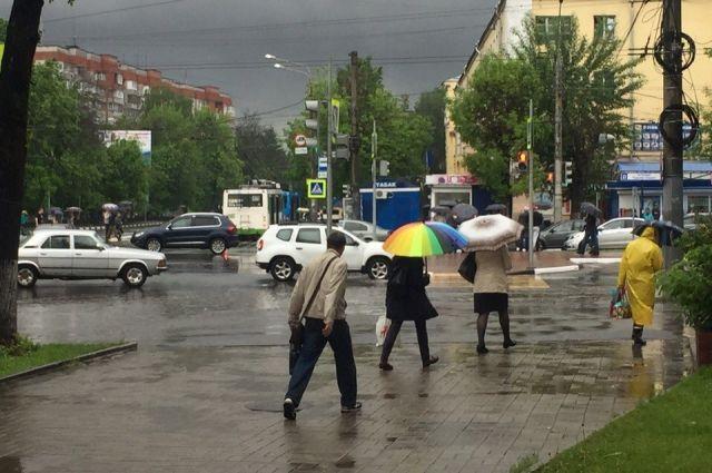 Ставропольские синоптики прогнозируют ливни иград на14 и15июня