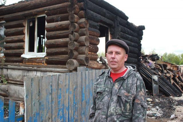 Без помощи Евгения Селянина семья погибла бы.