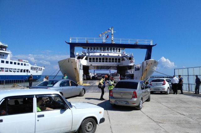 ВКрым поморю прибыло шестьдесят тыс. туристов