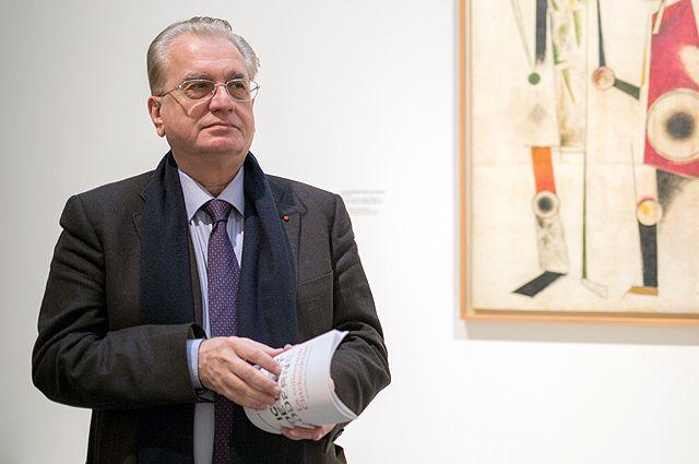 Директор Эрмитажа Михаил Пиотровский.