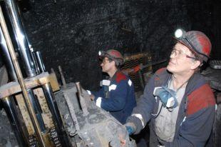 На смены не вышел почти весь персонал, занятый на подземных работах.