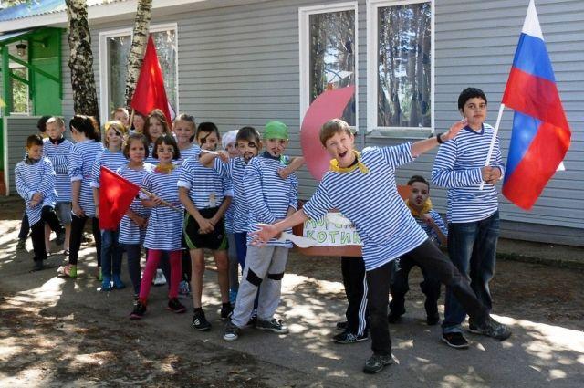 Каждый второй ребёнок в Коми поправит здоровье в летнем лагере.