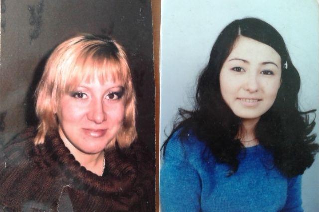 Катя (справа) выросла в любви и заботе, а Люция (слева) - в нищете и пьянстве родителей.