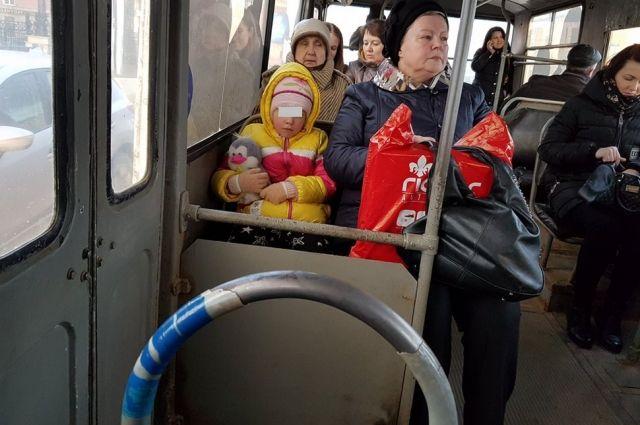 В Омске пустят новый троллейбусный маршрут.