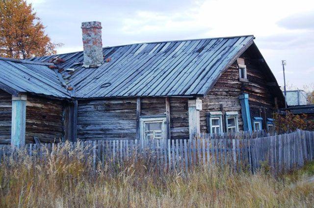 Лабытнангцы восстановят Коми-деревню.